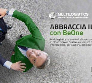 Abbraccia il futuro - Multilogistics