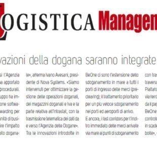 gestione bolle doganali beone nova systems