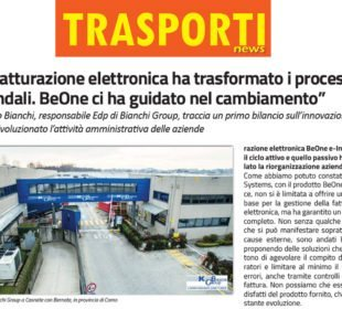 software fatturazione elettronica Bianchi Group