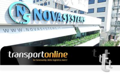 Nova Systems drone trasportonline
