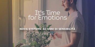 sensibilità nova systems sostenibilità ambientale